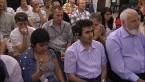 """гости студии """"ТБН-Израиль"""" во время прямого эфира"""