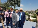 Пастор Орен Лев Ари встретился с послом США в Израиле Дэвидом Фридманом (ФОТО)