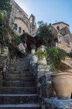 Удивительные места Израиля - монастырь Ионна Крестителя в пустыне (ФОТО)