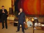 Марк Якобсон свидетельствует о чуде освобождения от зависимостей (фото от 22 февраля 2011 года)